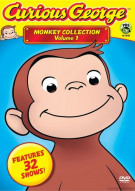 Curious George: Monkey Collection: Volume 1