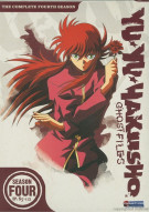 Yu Yu Hakusho: Ghost Files - The Complete Fourth Season