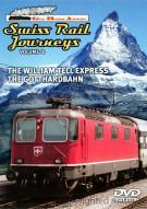 Swiss Rail Journeys: Volume 2