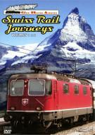 Swiss Rail Journeys: Box Set