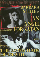 Long Hair Of Death, The / An Angel For Satan (Double Feature)