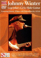 Johnny Winter: Legendary Licks
