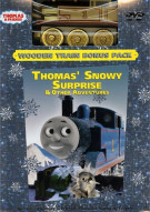 Thomas & Friends: Thomas Snowy Surprise (with Toy Train)