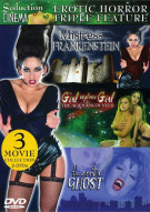 Mistress Frankenstein / Girl Explores Girl: The Alien Encounter / The Erotic Ghost (Triple Feature)