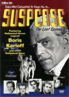 Suspense: The Lost Episodes - Collection 1