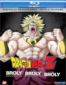 Dragon Ball Z: Brolly - The Legendary Super Saiyan / Brolly: Second Coming / Bio Brolly (Triple Feature)