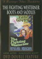 Fighting Westerner, The/ Boots And Saddles (Double Feature)