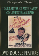 Love Laughs At Andy Hardy/ Col. Effinghams Raid (Double Features)