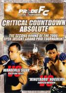 Pride FC: Critical Countdown Absolute