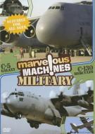 Marvelous Machines: Military - C-5 Galaxy / C-130 Hercules
