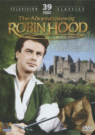 Adventures Of Robin Hood, The: The Complete Third Season