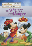 Walt Disney Animation Collection: The Prince & The Pauper