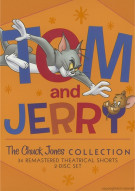 Tom And Jerry: The Chuck Jones Collection
