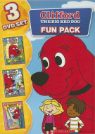 Clifford The Big Red Dog Fun Pack