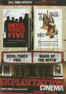 Mark Of The Witch / Devil Times Five (Double Feature)