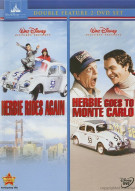 Herbie Rides Again / Herbie Goes To Monte Carlo (Double Feature)