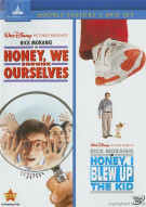 Honey, We Shrunk Ourselves / Honey, I Blew Up The Kid (Double Feature)