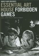 Forbidden Games: Essential Art House