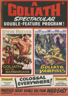 Goliath And The Barbarians / Goliath And The Vampires (Double Feature)