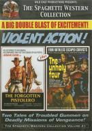 Forgotten Pistolero, The / The Unholy Four (Double Feature)