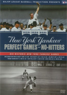 Perfect Games And No-Hitters: New York Yankees