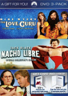 Love Guru, The / Superstar / Nacho Libre (3 Pack)