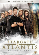 Stargate Atlantis: Complete 5th Season