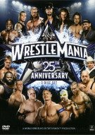 WWE: Wrestlemania 25th Anniversary