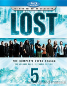 Lost: The Complete Fifth Season - The Journey Back Expanded Edition