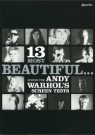 13 Most Beautiful...: Songs For Andy Warhol Screen Tests