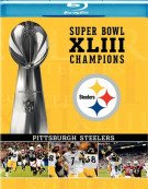 NFL Super Bowl XLIII Champions: Pittsburgh Steelers