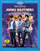 Jonas Brothers: The 3D Concert Experience - Deluxe Extended Movie