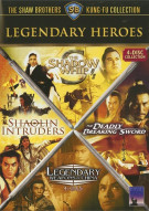 Legendary Heroes: The Shaw Brothers Kung-Fu Collection