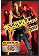 Street Fighter: The Legend Of Chun-Li - Unleashed And Unrated