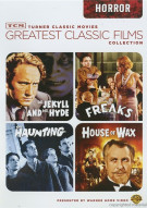 Greatest Classic Films: Horror
