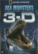 National Geographic: Sea Monsters 3D