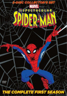 Spectacular Spider-Man, The: The Complete First Season
