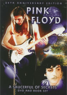 Pink Floyd: A Saucerful Of Secrets Book / DVD Set