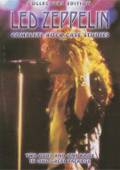 Led Zeppelin: Complete Rock Case Studies Book / DVD Set