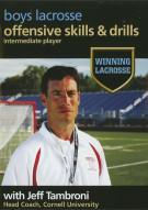 Winning Lacrosse: Boys Lacrosse - Offensive Skills & Drills