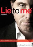 Lie To Me: Season One