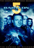 Babylon 5: The Complete Second Season (Re-Packaged)