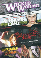 Wicked Women Triple Feature (ThinPack Collection)
