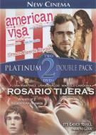 American Visa / Rosario Tijeras (Double Feature)