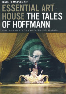 Tales Of Hoffmann, The: Essential Art House