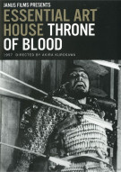 Throne Of Blood: Essential Art House