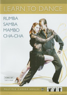 Learn To Dance: Rumba Samba Mambo Cha-cha