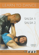 Learn To Dance: Salsa 1 Salsa 2