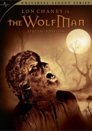 Wolf Man, The: The Universal Legacy Series