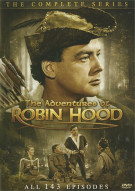 Adventures Of Robin Hood: The Complete Series